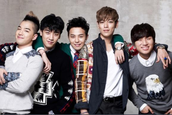 韩国男团BIGBANG歌曲大全2006-2018年60张音乐专辑+单曲