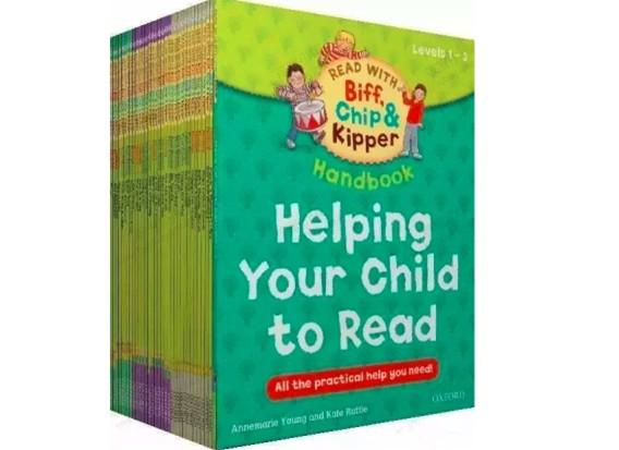 史上最全《牛津阅读树》1-16级全套原版PDF绘本+MP3音频  儿童 第1张