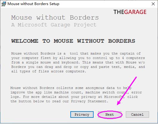 无界鼠标Mouse without Borders - 实现多台电脑共享一套键盘鼠标  Windows 教程 第1张