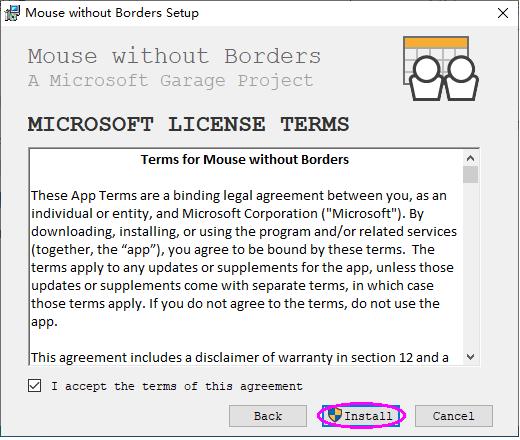 无界鼠标Mouse without Borders - 实现多台电脑共享一套键盘鼠标  Windows 教程 第2张