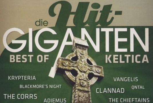 群星《Die Hit-Giganten:Best of Keltica》3CD全球顶级新世纪精华天籁  音乐 第1张