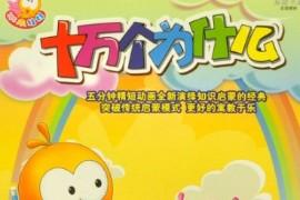 《儿童十万个为什么全集动画片》系列全365集MP4视频