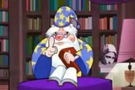 宝宝学英语教程《大胡子爷爷讲故事教英语》全61集视频RMVB