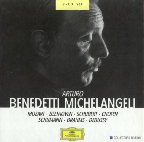 古典音乐-米凯兰杰利《DG收藏版》8CD.2002