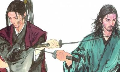 漫画《浪客行》电子文档33卷合集百度云下载  第1张