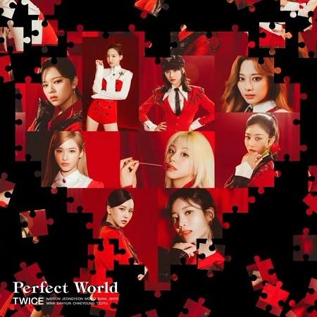 TWICE最新专辑][Perfect World][MP3]47MB百度云下载