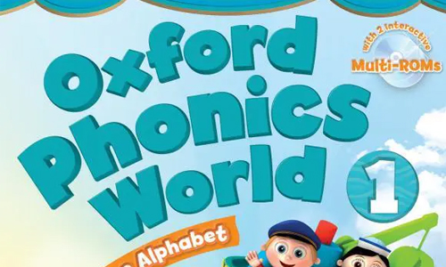 牛津自然拼读世界 Oxford Phonics World 1-5级合集音频[PDF/MP3/25.58GB]百度云下载  广播剧 第1张