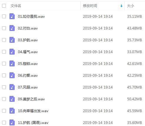 许廷铿5张专辑(2010-2020)无损歌曲合集打包[WAV/2.50GB]百度云下载  男歌手 第2张