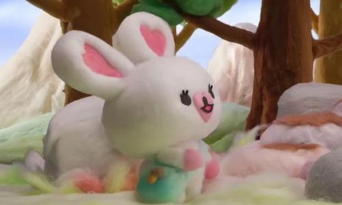 超暖心英语动画片《Mofy 棉花小兔》全3季78集480P原音双语字幕[FLV/MP3/1.87GB]百度云下载  广播剧 第1张