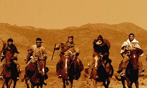 有声小说《七剑下天山》王刚演播版全60回合集[MP3/344.53MB]百度云下载  广播剧 第1张