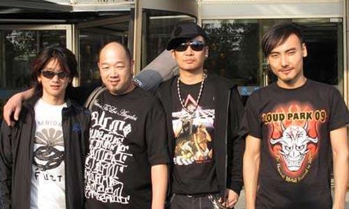 [超载乐队3张专辑]无损音乐合集[FLAC/1.03GB]百度云下载  乐队 第1张
