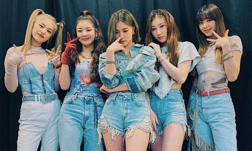 韩国ITZY女团(2019-2020)4张专辑精品歌曲合集[FLAC/MP3/635.97MB]百度云下载  乐队 第1张