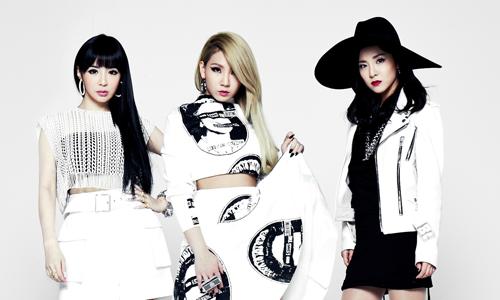 韩国组合2NE1女团(2009-2017)30张专辑精选单曲合集打包[FLAC/MP3/5.53GB]百度云下载  乐队 第1张