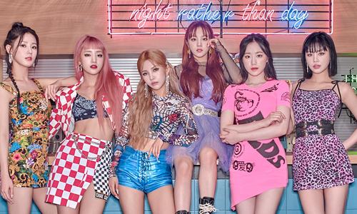 韩国(G)I-DLE组合(2018-2021)9张专辑精选单曲合集打包[FLAC/MP3/2.11GB]百度云下载  乐队 第1张