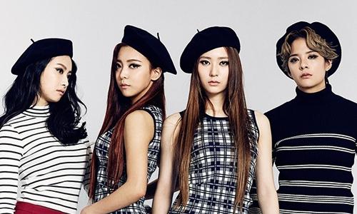 韩国f(x)组合(2009-2016年)精选17张专辑/单曲歌曲合集打包[FLAC/MP3/2.21GB]百度云下载  乐队 第1张