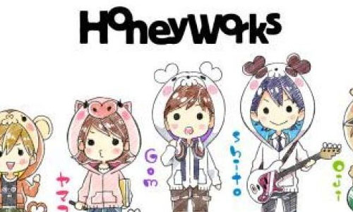 Honeyworks动漫歌曲无损(2014-2020)歌曲合集打包[FLAC/17.38GB]百度云下载  乐队 第1张
