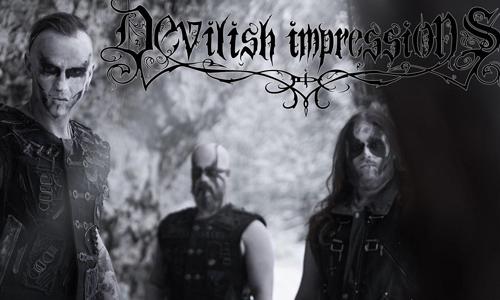 交响黑死金属摇滚劲旅Devilish Impressions(邪魔映像)7张CD歌曲合集打包[MP3/749.08MB]百度云下载  乐队 第1张