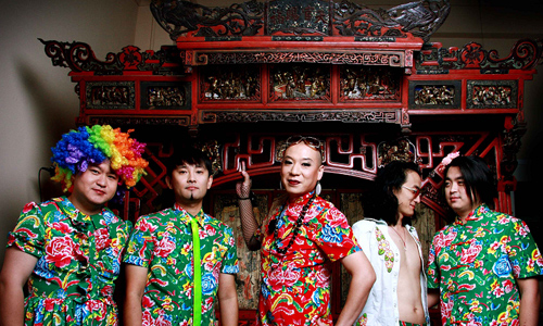 中国摇滚乐队二手玫瑰(2003-2020年)精选5张专辑歌曲合集打包[FLAC/WAV/MP3/9.98GB]百度云下载  乐队 第1张
