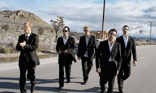 Backstreet Boys(后街男孩)组合(1995-2019)精选18张专辑合集打包[APE/FLAC/5.17GB]百度云下载  乐队 第1张