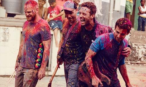 英国摇滚乐队酷玩乐队(Coldplay)(1998-2021年)无损26专辑整轨打包[FLAC/12.50GB]百度云下载  乐队 第1张