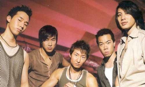 Tension天炫男孩5张专辑(2001-2018年)歌曲合集打包[MP3/FLAC/2.09GB]百度云下载  乐队 第1张