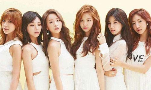 韩国组合A Pink(阿粉)41张音乐专辑(2011-2019年)歌曲/单曲合集[MP3/1.77GB]百度云下载  乐队 第1张
