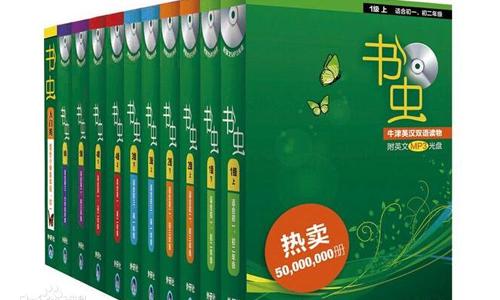 《书虫》1-6级全系列完整版电子书+MP3合集打包[MP3/PDF/5.53GB]百度云网盘下载  广播剧 第1张