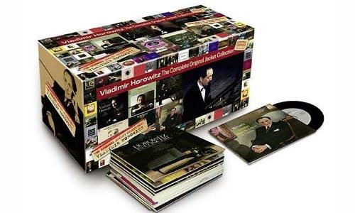 霍洛维茨经典录音珍藏限量版70CD音乐歌曲合集[APE/10.45GB]百度云网盘下载  纯音乐 第1张