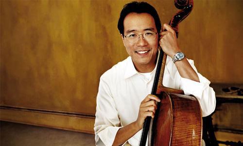 大提琴家马友友90张歌曲专辑音乐合集打包[MP3/12.50GB]百度云网盘下载  纯音乐 第1张