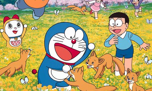 《哆啦A梦(机器猫)》动画全2577集国语配音版视频合集[MP4/76.04GB]百度云网盘下载  动画 第1张