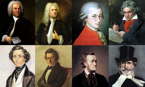 古典交响乐(柴可夫斯基+贝多芬+莫扎特+马勒+肖邦+斯特拉文斯基)无损音质歌曲合集打包[DFF/FLAC/WAV/15.04GB]百度云网盘下载  纯音乐 第1张
