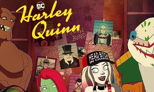 《哈莉奎茵/Harley Quinn》动画全两季高清视频英语中文字合集[MP4/10.66GB]百度云网盘下载  动画 第1张