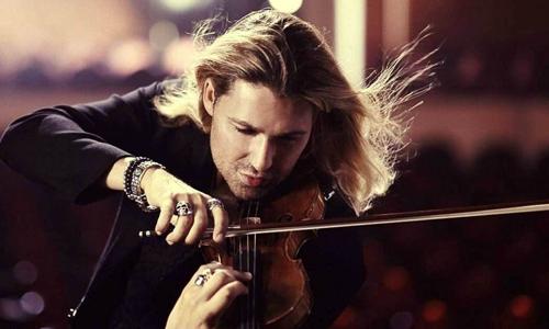 大卫·葛瑞特(David Garrett)小提琴曲14张CD音乐歌曲合集打包[FLAC/6.28GB]百度云网盘下载  纯音乐 第1张