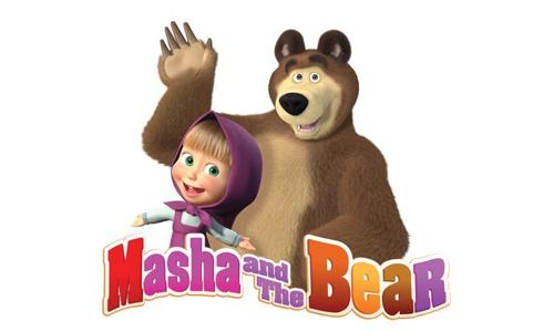 《玛莎和熊》动画全45集高清英语无字视频合集[MP4/3.49GB]百度云网盘下载  动画 第1张