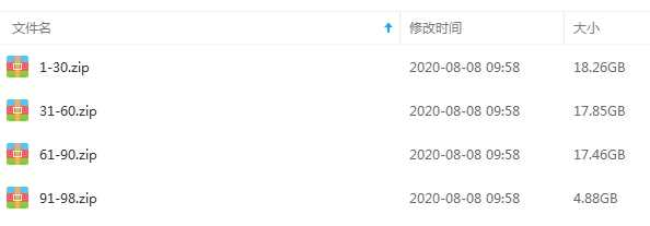 《龙珠·改》动漫全98集(2009年)1080P国日英粤四语中文字视频合集[MKV/58.44G]百度云网盘下载  动漫 第2张