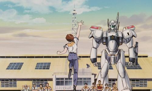 《机动警察》动漫全47集+OVA两部日语中文字视频合集[MKV/18.73GB]百度云网盘下载  动漫 第1张