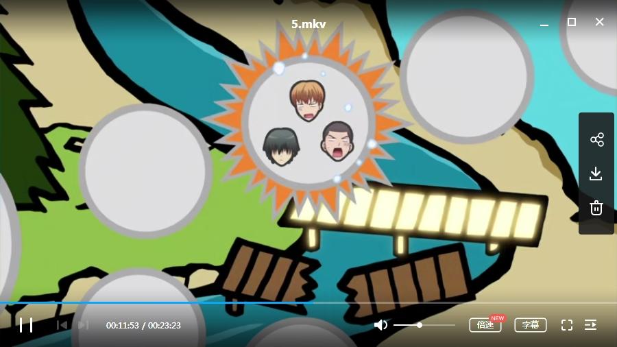 日本动漫《暗杀教室》全两季47集国日双语中文字视频合集[MKV/28.71GB]百度云网盘下载  动漫 第2张