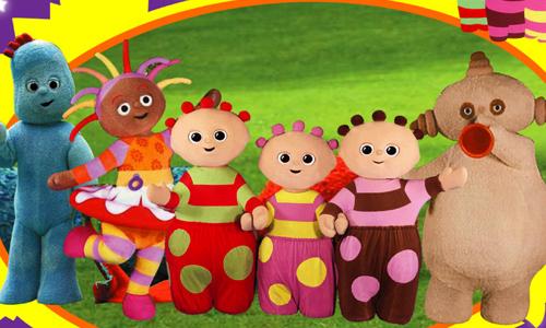 儿童动画《花园宝宝》全100集视频合集[MP4/4.96GB]百度云网盘下载  动画 第1张