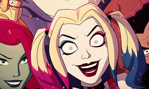 《哈莉奎茵(Harley Quinn)》动画第一季全13集高清视频英语中文字合集[MP4/7.78GB]百度云网盘下载  动画 第1张