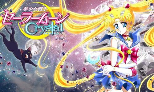 《美少女战士(Crystal)》动漫全三季共39话视频合集[MP4/12.51GB]百度云网盘下载