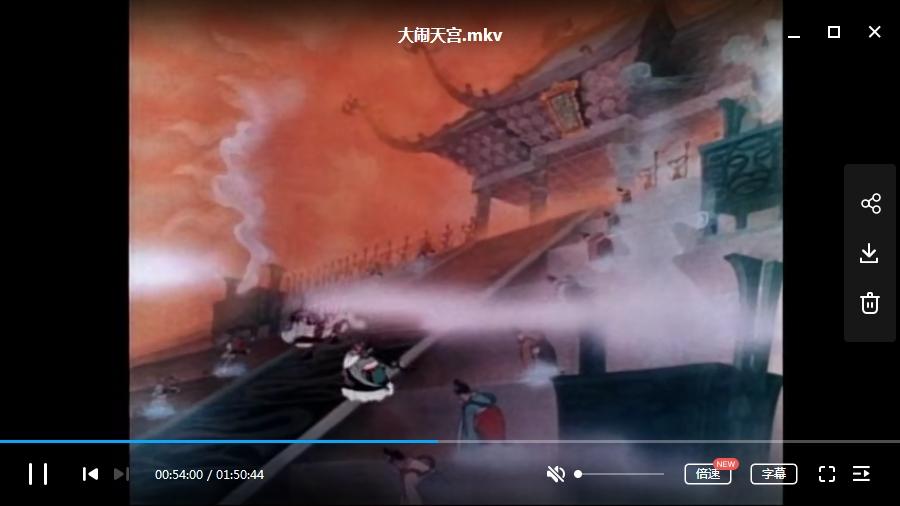 上海美术电影制片厂动画片(1957-1982年)高清视频合集[MP4/MKV/174.77GB]百度云网盘下载  动画 第3张