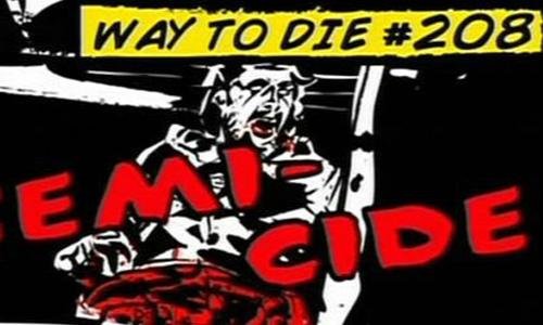 纪录片《一千种死法(1000 Ways To Die)》全六季高清视频俄语无文字合集[MP4/30.80GB]百度云网盘下载  纪录片 第1张