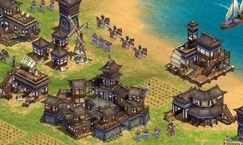单机游戏《帝国时代4:国家的崛起》高清画质安装包合集[EXE/754.19MB]百度云网盘下载  单机游戏 第1张